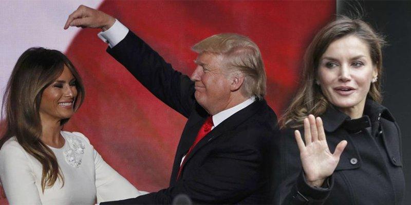 ¿Por qué no quería la Reina Letizia poner los pies en la Casa Blanca ni ver a los Trump?