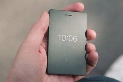 Así es LIght Phone 2: un terminal móvil minimalista