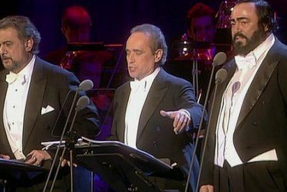 """Francisco Hernandez: """"Los tres tenores del mes de mayo"""""""