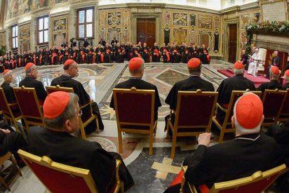 Parolin, Sandri, Ouellet y Filoni, a la orden de los cardenales obispos