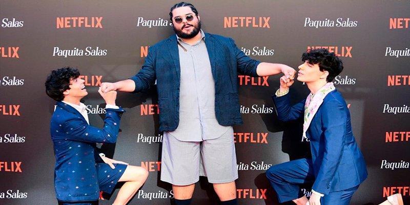 Los Javis arrasan con el estreno de lo nuevo de 'Paquita Salas'