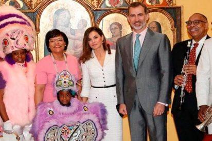 Felipe y Letizia a ritmo y soul de Nueva Orleans mientras Urdangarín vive su peor momento