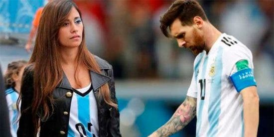 Mundial de Rusia: un triste Leo Messi sin sexo ni goles