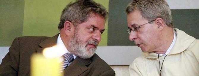 """Frei Betto visita al expresidente Lula en la cárcel: """"Está muy animado y bien informado"""""""