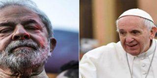 ¿Envió el Papa un rosario a Lula da Silva?