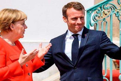 Unión Europea: Acuerdo Merkel-Macron para una reforma profunda de la eurozona