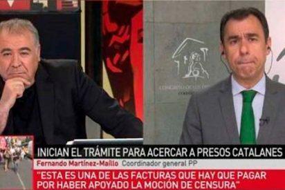 Martínez Maíllo (PP) hace una confesión que deja patidifuso a García Ferreras y planchada a LaSexta