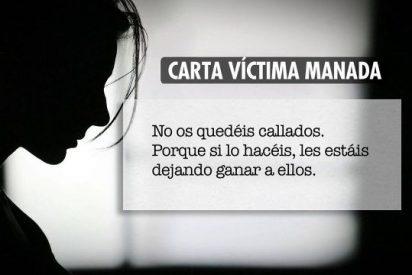 La víctima de La Manada da su brutal versión y causa el llanto de Ana Rosa Quintana