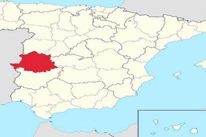 Cachondeo en las redes con las respuestas a un juego con este mapa de España