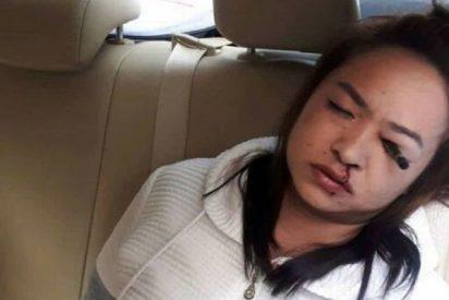 Este espantoso accidente es un recordatorio de por qué no deberías maquillarte en el coche