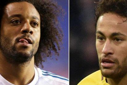 """Marcelo: """"Cristiano no es el dueño del Real Madrid; Neymar jugará con nosotros"""""""