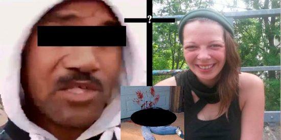 Hacer autostop le costó la vida a Sophia, la activista proinmigración asesinada por un camionero marroquí