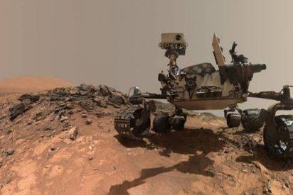 El rover Opportunity se ha enfrentado a una terrible tormenta de polvo en Marte