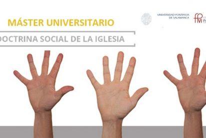 Se abre el período de inscripción al Máster Universitario en Doctrina Social de la Iglesia