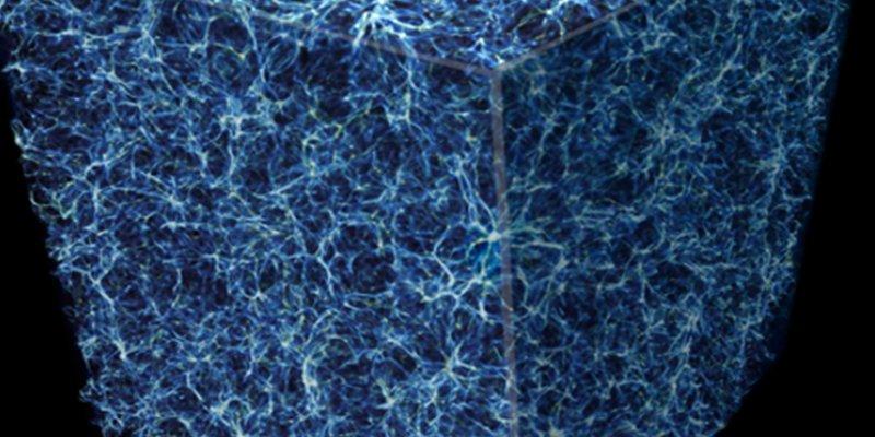 Ya han hallado el 30% de materia bariónica perdida en el Universo