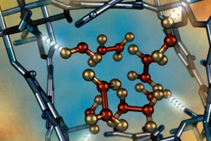 Diseñan un material que captura dióxido de nitrógeno de la atmósfera