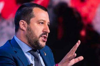 """Salvini, ministro del Interior de Italia, deja en el mar otro barco con 224 migrantes: """"Llevadlos a España"""""""