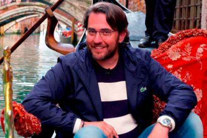 Màxim Huerta no dejó Telecinco porque quisiera dedicarse a escribir