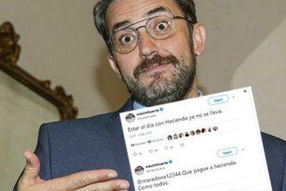 El ministro Màxim Huerta no quiere dejar de ser 'la estrella' del Gobierno Sánchez: defraudó 218.000 euros a Hacienda