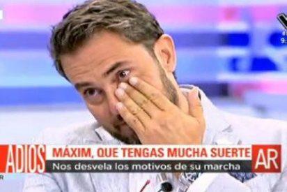 """La progresía mediática se pone dignísima y quiere al ministro de Cultura fuera ya: """"Màxim 'Hurta'"""""""