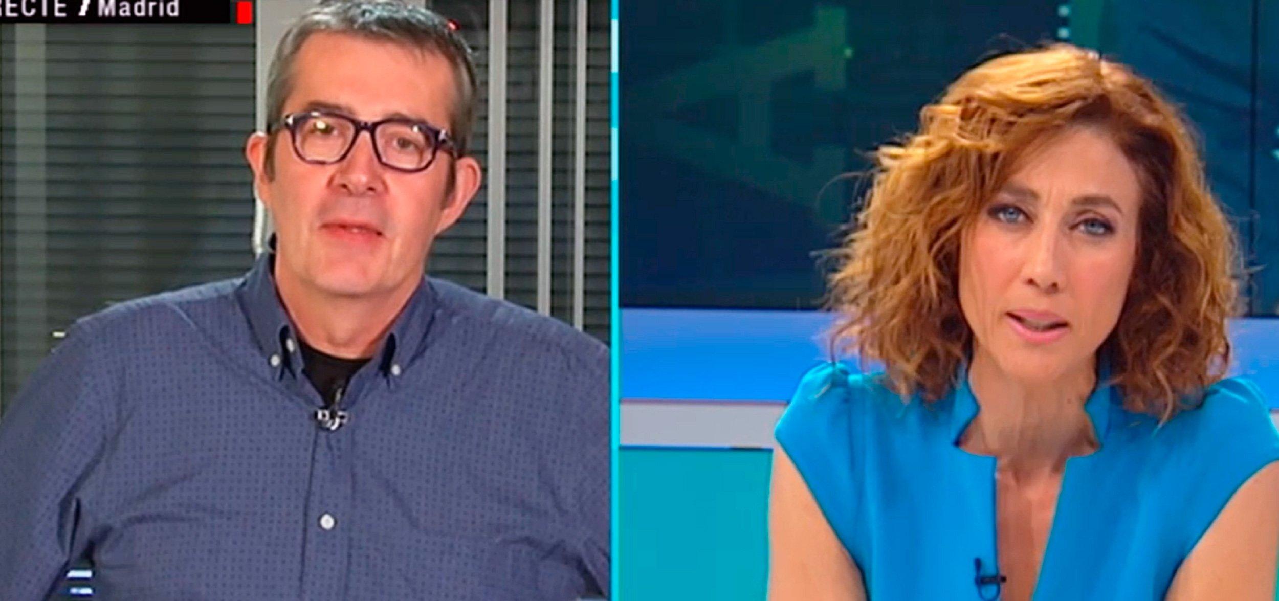 """Máximo Pradera despelleja a Màxim Huerta desde TV3: """"Es una petarda, le gusta el oropel vacuo y la copita de champán"""""""