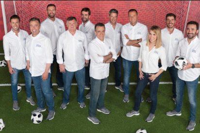 La foto de la vergüenza del Mundial de Mediaset que quieren ocultar Vasile y Telecinco