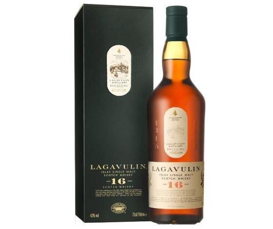 Lagavulin 16 años Whisky Escocés