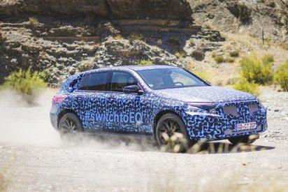 Así es el nuevo Mercedes-Benz EQC: el primer coche 100% eléctrico de la estrella con formato SUV