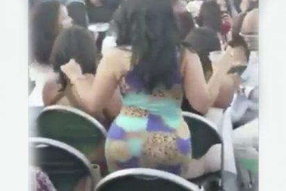 ¡Así se baila merengue…!