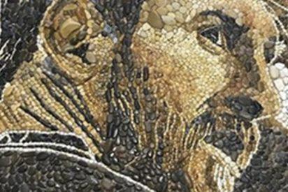 Una calle de Kazán mostrará estos impresionantes mosaicos de Messi y de Salah