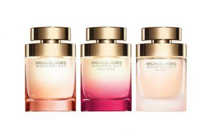 Michael Kors 'Wonderlust Eau Fresh': Una fragancia Vibrante, Chispeante y Fresca