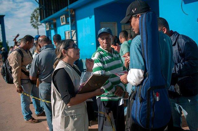 La Iglesia en Perú abre un centro de ayuda al migrante venezolano
