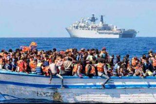 El Open Arms y las mafias del tráfico de personas ganan contra Europa.