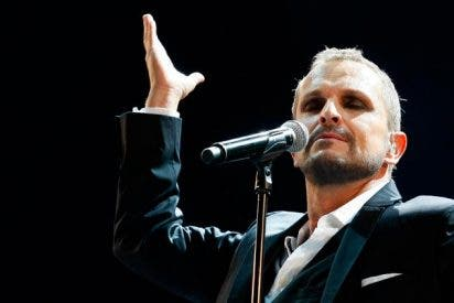"Miguel Bosé califica de""escoria"" y ""criminal"" a Donald Trump"