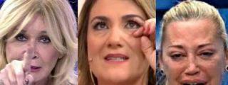 Carlota Corredera, Mila Ximénez y Belén Esteban: ¿Quién ha puesto más cara de asco ante los nuevos ministros?