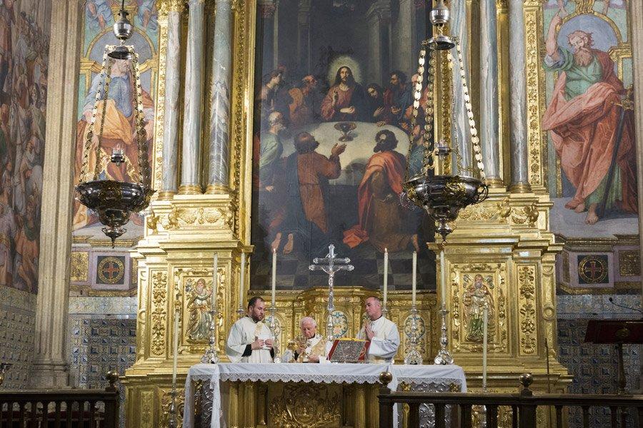 """Cañizares anima a seguir """"el ejemplo de San Vicente Ferrer en su llamada a la unidad que tanto necesitamos en estos momentos"""""""