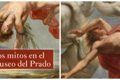 La mitología clásica en la obra de Goya, Velázquez, Rubens y Tiziano en un libro imperdible