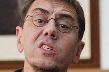 Monedero acusa a Ciudadanos de comprar a sindicatos y un tuitero lo deja en ridículo
