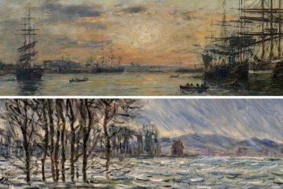 Monet y Boudin, maestros y discípulos