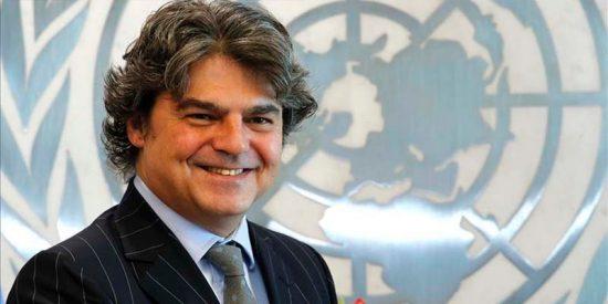 Jorge Moragas será vicepresidente de la Asamblea General de la ONU, para cabreo de Pedro Sánchez