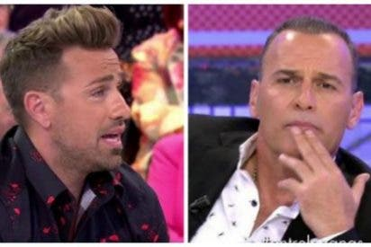 Carlos Lozano regresa al 'Deluxe' repartiendo estopa a sus exparejas y a Rafa Mora