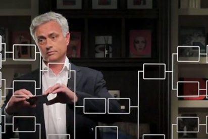 La quiniela de Mourinho para las semifinales del Mundial