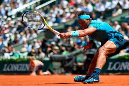 """Rafa Nadal: """"¿El cuerpo de Cristiano tiene 23 años? El mío, 40 y pico"""""""