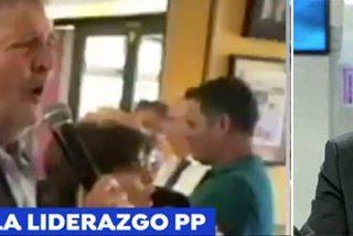 """Naranjo pone el fin de fiesta al karaoke de Soraya: """"Este país necesita que el PP deje de hacer Paquito El Chocolatero rápido"""""""
