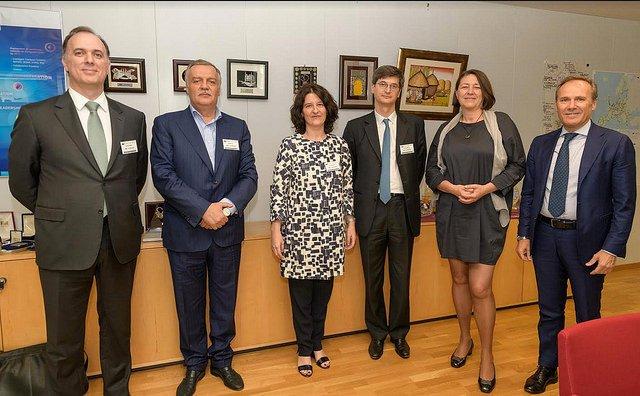 Los Ceo's de las principales distribuidoras de gas de Europa se reúnen en Bruselas con la comisaria de Transporte para explicar el papel clave del gas natural en la movilidad sostenible