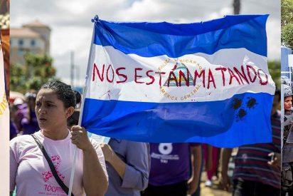 Cuarenta y cinco días sin paz en Nicaragua