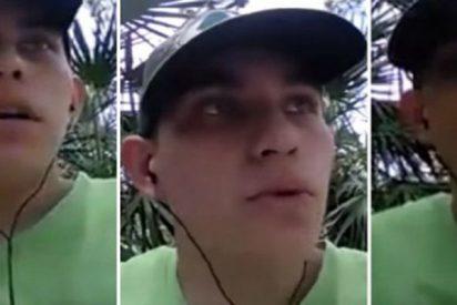 El escalofriante vídeo que Nikolas Cruz grabó antes de la masacre de Parkland