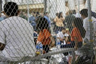"""Los obispos mexicanos recuerdan a Trump que padres e hijos tienen """"derecho"""" a permanecer unidos"""