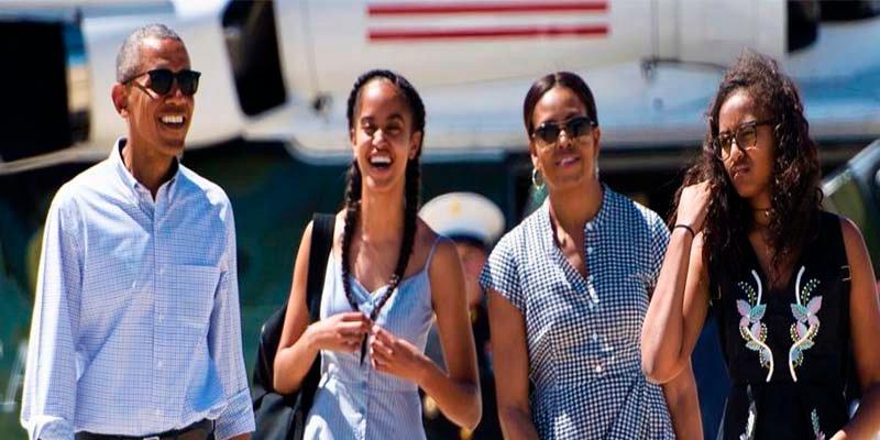 Verano 2018: Los Obama vuelven a elegir España como destino turísitico