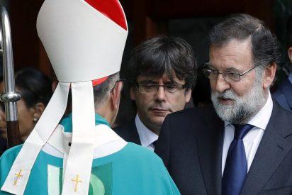 """Omella: """"Hice lo que pude, hablé con Rajoy y Puigdemont en aquellos momentos de tensión"""""""